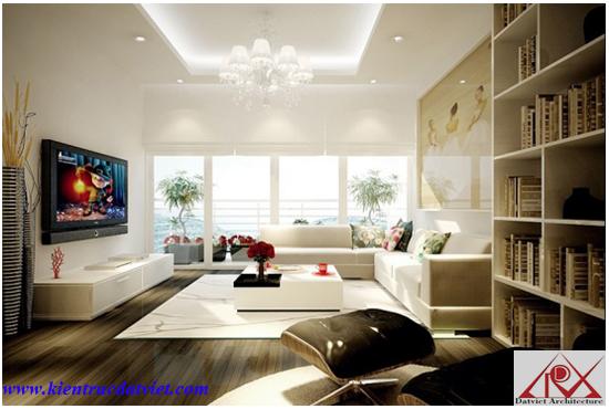 thiết kế nội thất biệt thự, chung cư cao cấp, sang trọng, đẹp